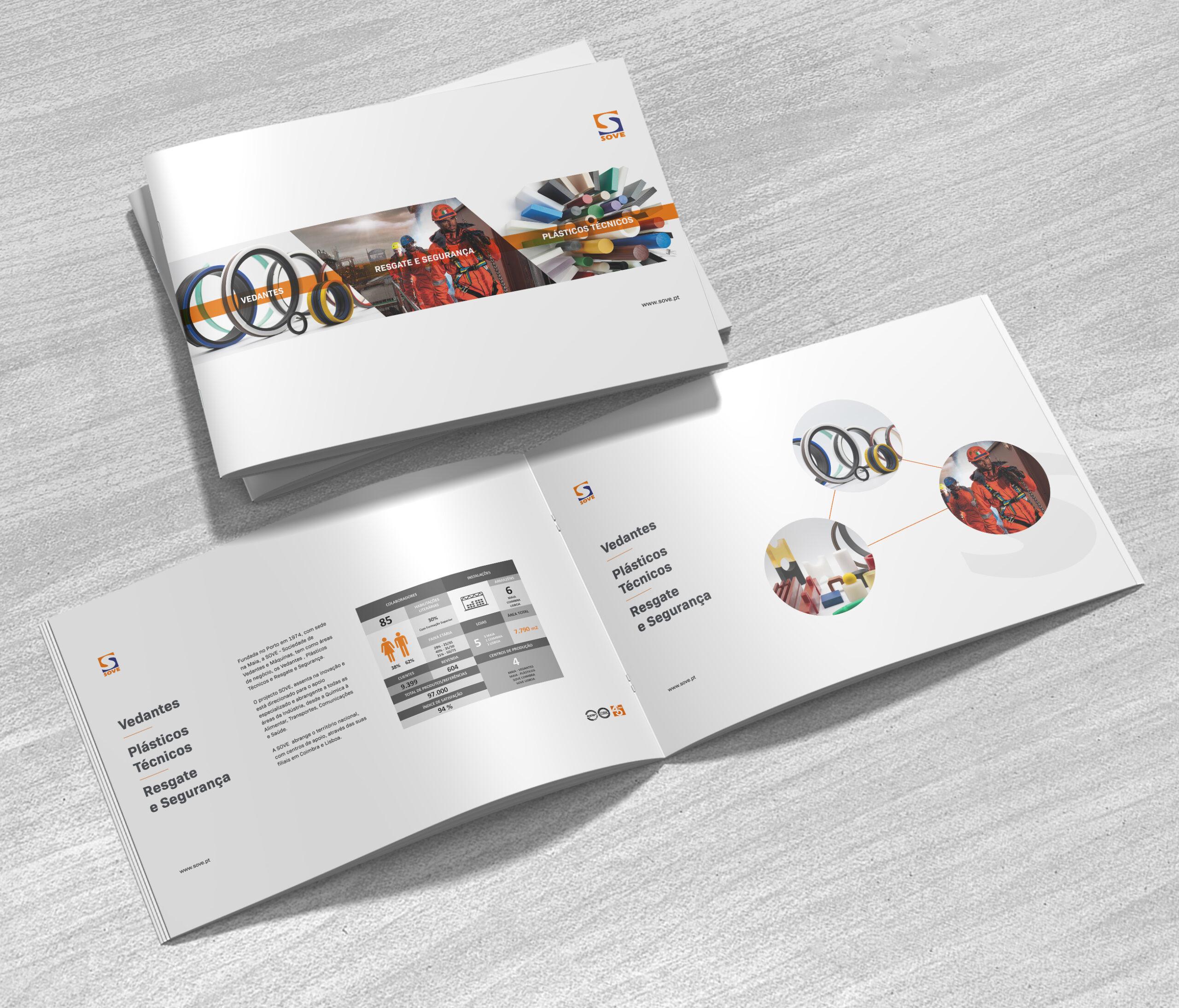 Nova Brochura Apresentação