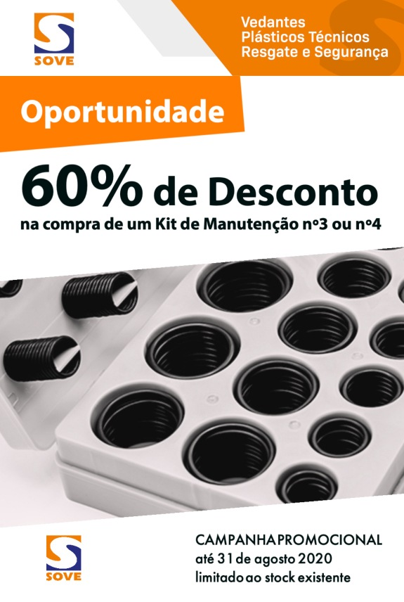 Campanha Promocional Kits de Manutenção